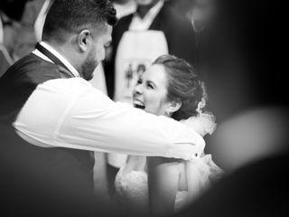 La boda de Betsi y Israel