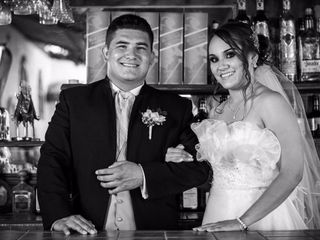 La boda de María Carolina  y Ever  1