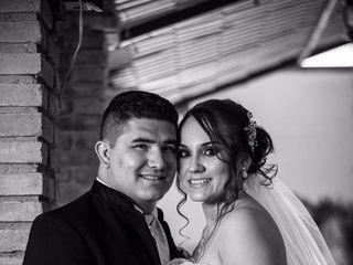 La boda de María Carolina  y Ever  3