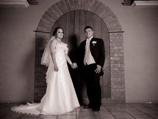La boda de María Carolina  y Ever