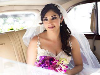 La boda de Tania y Monear 1