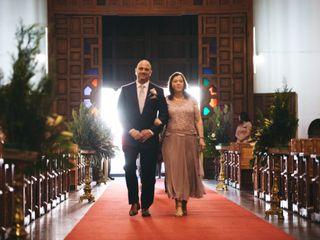 La boda de Tania y Monear 3