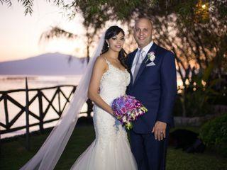 La boda de Tania y Monear