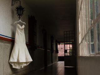 La boda de Sandra y Rodrigo 2