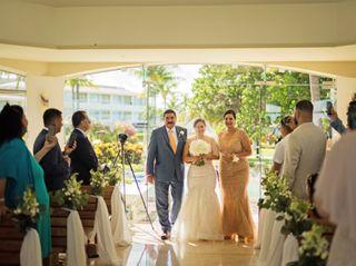 La boda de Yasmin y Carlos 3