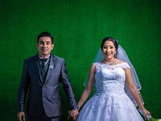 La boda de Alex y Hugo