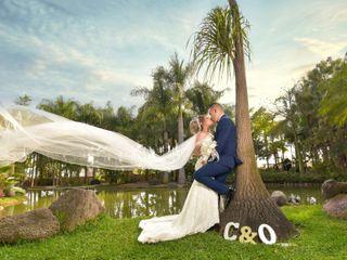 La boda de Claudia y Óscar 1
