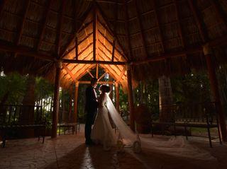 La boda de Claudia y Óscar 2