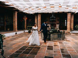 La boda de Gaby y Armando