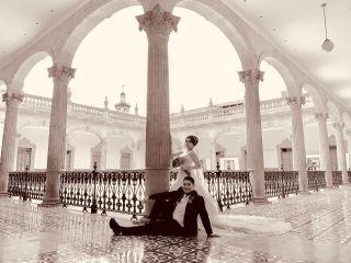 La boda de Gabriela  y Alberto