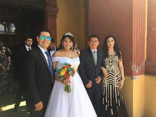 La boda de Antonino González Cortes y Carolina Flores Montoya 2