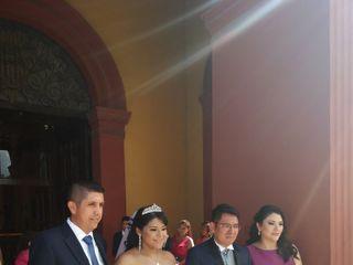 La boda de Antonino González Cortes y Carolina Flores Montoya 3