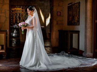 La boda de Donaji y Arturo 1