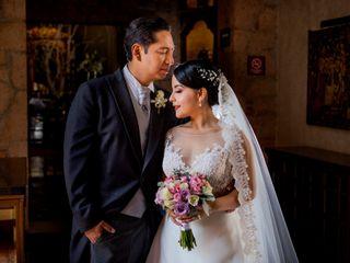 La boda de Donaji y Arturo 2