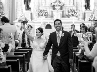 La boda de Donaji y Arturo