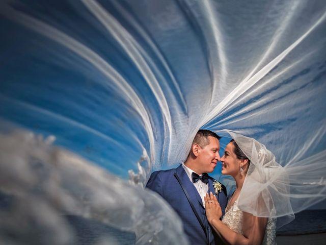 La boda de Yasmin y Carlos