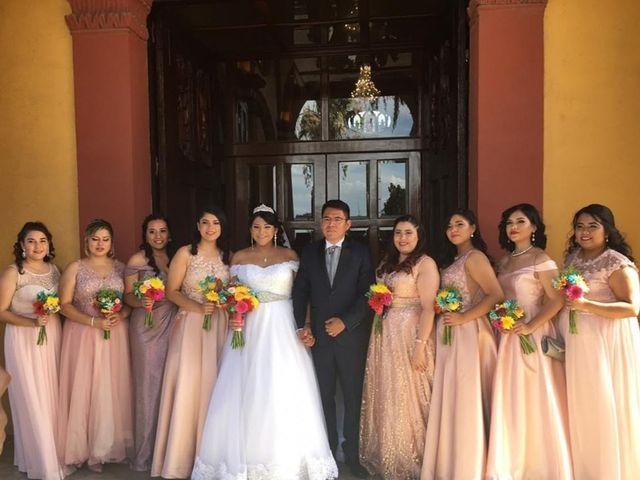 La boda de Antonino González Cortes y Carolina Flores Montoya
