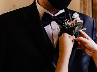 La boda de Ian y Citlali 3