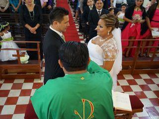 La boda de Angélica y Sergio 2