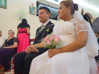 La boda de Angélica y Sergio