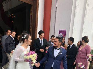 La boda de Alberto  y Livier  1