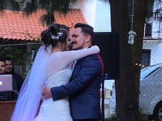 La boda de Alberto  y Livier  2