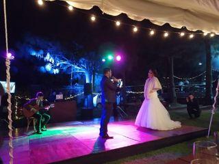 La boda de Alberto  y Livier