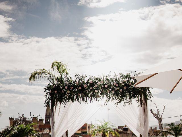 La boda de Citlali y Ian en Guadalajara, Jalisco 15