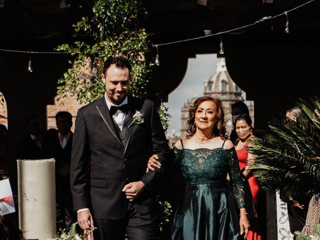 La boda de Citlali y Ian en Guadalajara, Jalisco 21