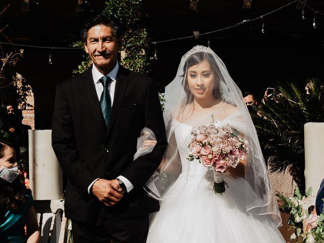 La boda de Citlali y Ian en Guadalajara, Jalisco 22