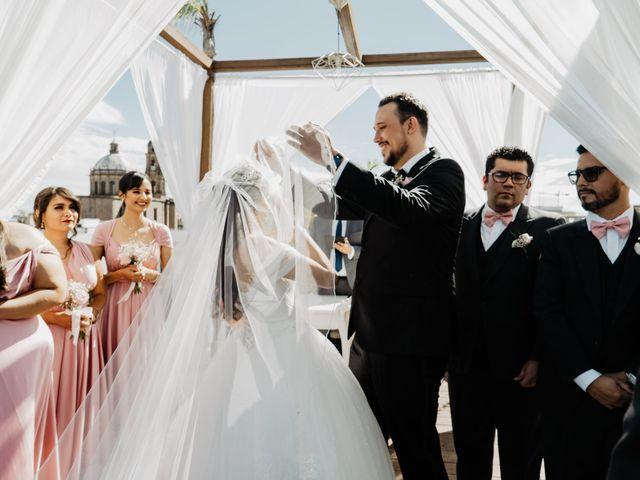 La boda de Citlali y Ian en Guadalajara, Jalisco 25