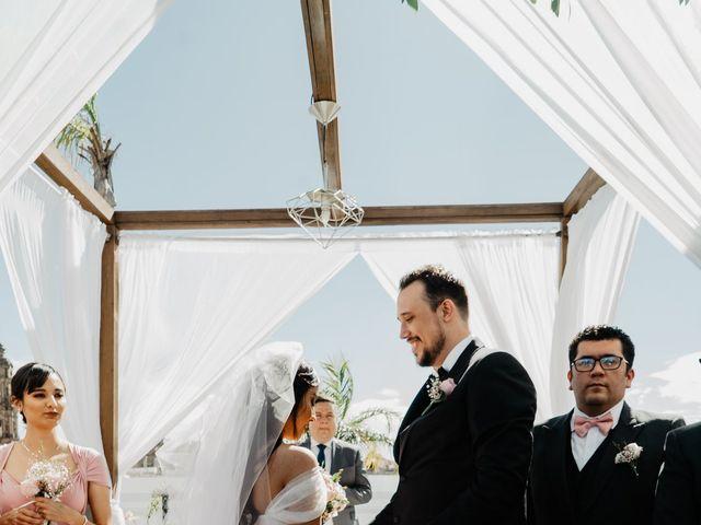 La boda de Citlali y Ian en Guadalajara, Jalisco 26