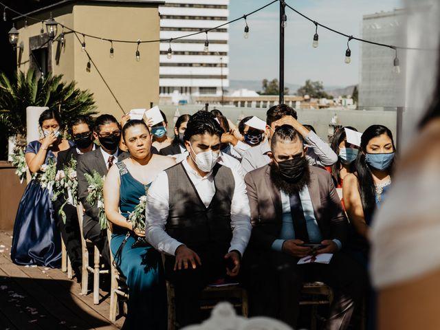 La boda de Citlali y Ian en Guadalajara, Jalisco 30