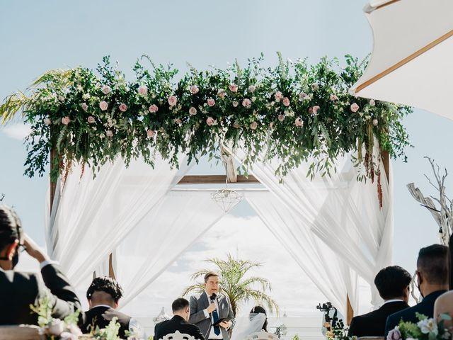 La boda de Citlali y Ian en Guadalajara, Jalisco 34