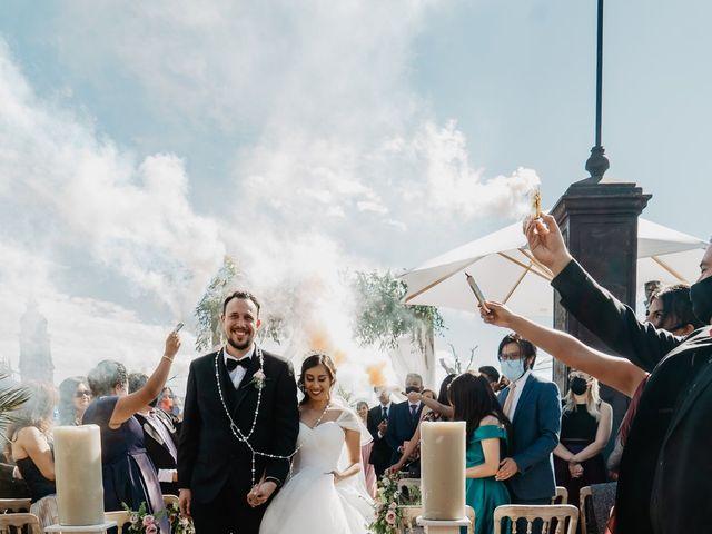La boda de Citlali y Ian en Guadalajara, Jalisco 35