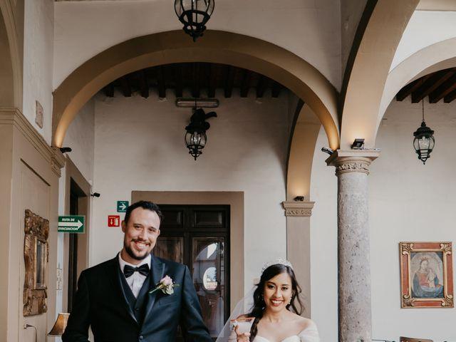 La boda de Citlali y Ian en Guadalajara, Jalisco 42
