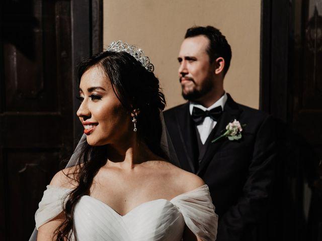 La boda de Citlali y Ian en Guadalajara, Jalisco 45