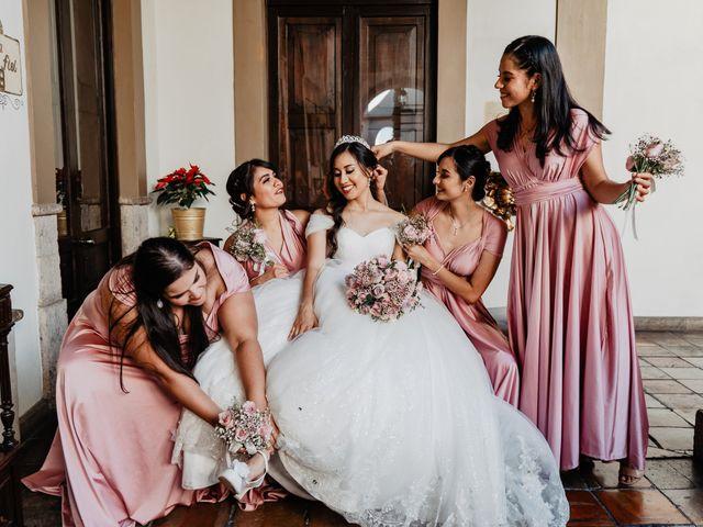 La boda de Citlali y Ian en Guadalajara, Jalisco 46