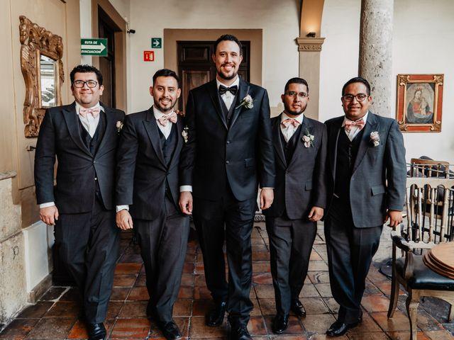 La boda de Citlali y Ian en Guadalajara, Jalisco 48