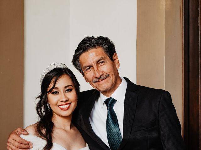 La boda de Citlali y Ian en Guadalajara, Jalisco 49