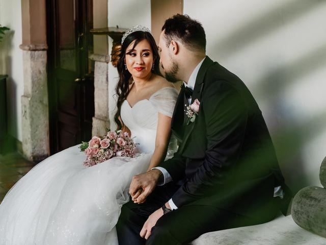 La boda de Citlali y Ian en Guadalajara, Jalisco 50