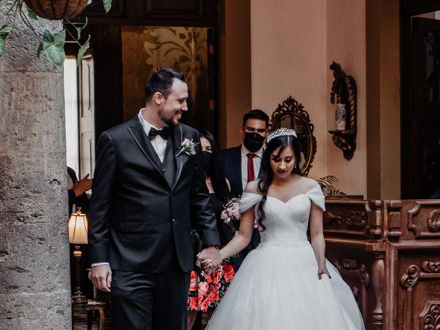 La boda de Citlali y Ian en Guadalajara, Jalisco 51