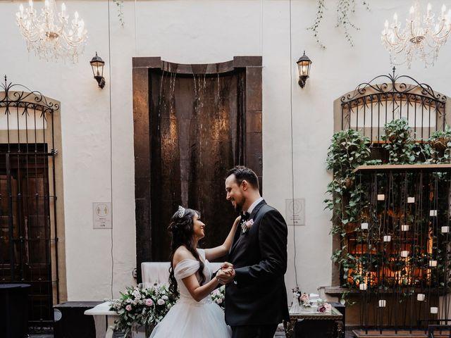 La boda de Citlali y Ian en Guadalajara, Jalisco 52