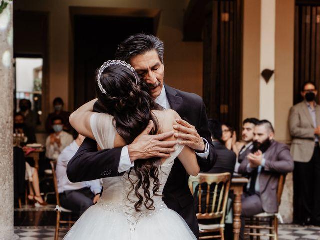 La boda de Citlali y Ian en Guadalajara, Jalisco 57