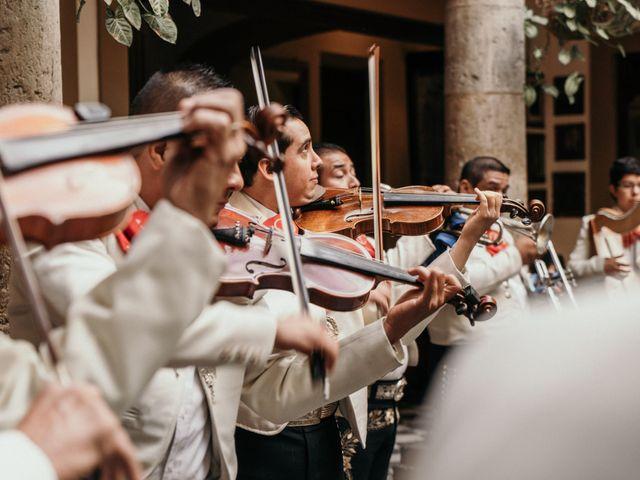 La boda de Citlali y Ian en Guadalajara, Jalisco 58