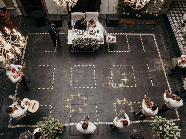 La boda de Citlali y Ian en Guadalajara, Jalisco 59