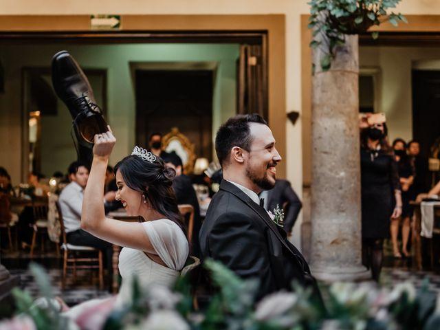 La boda de Citlali y Ian en Guadalajara, Jalisco 60