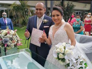 La boda de Omar  y Sandra