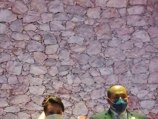 La boda de Omar  y Sandra  2