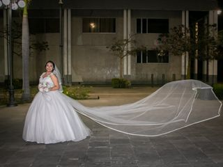 La boda de Daniel y Alejandra 2